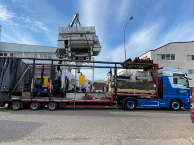 Small industrial removals